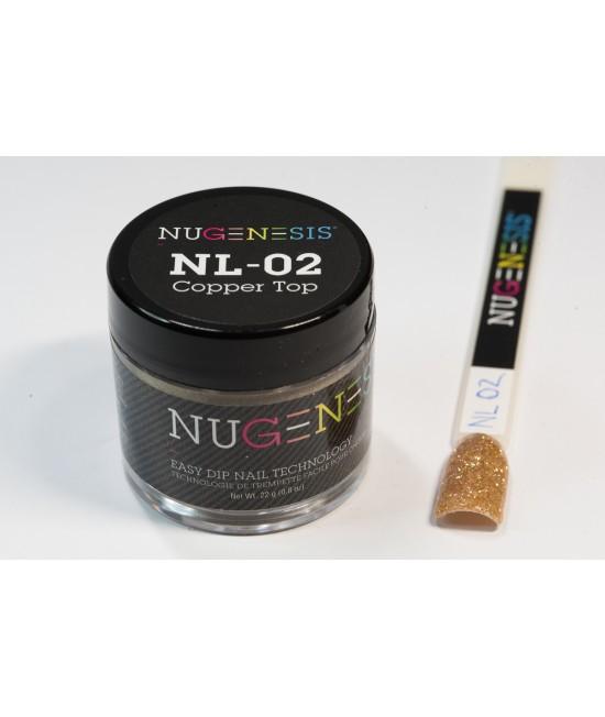 NL02 Copper Top