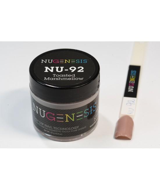 NU92 Toasted Marshmallows