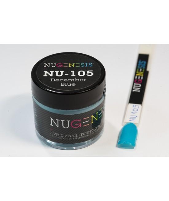 NU105 December Blue