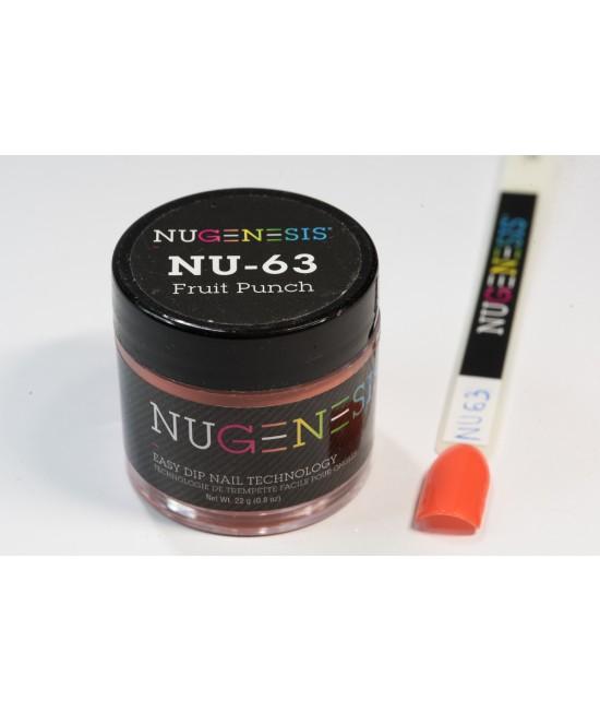 NU63 Fruit Punch