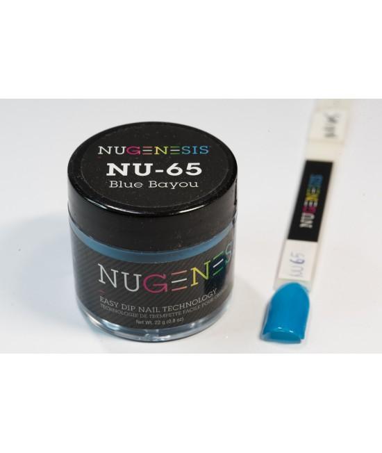 NU65 Blue Bayou
