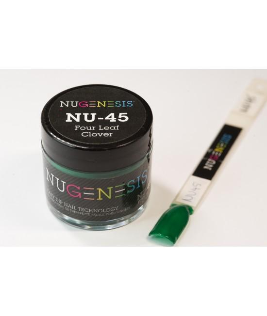 NU45 Four Leaf Clover