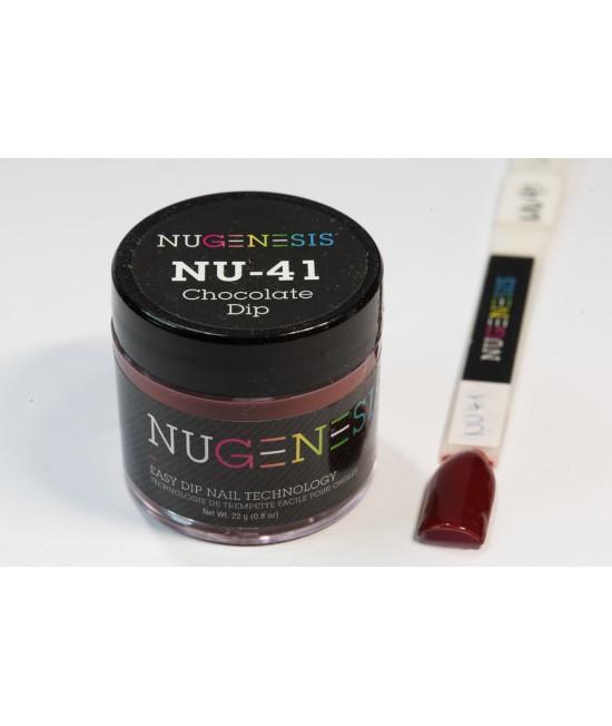 NU41 Chocolate Dip