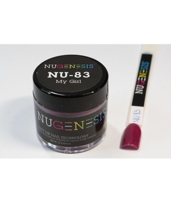 NU83 My Girl
