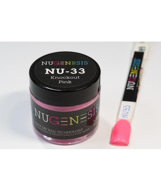 NU33 Knockout Pink