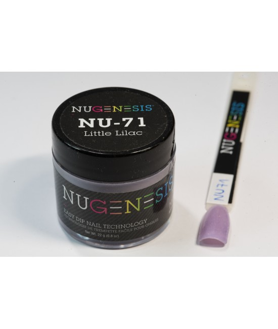NU71 Little Lilac