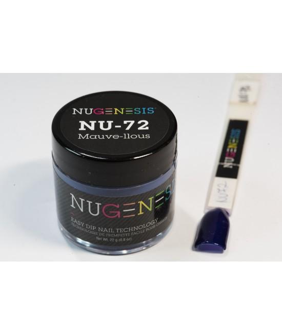 NU72 Mauve-llous