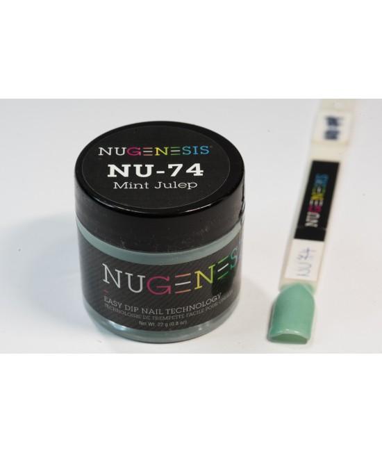 NU74 Mint Julep