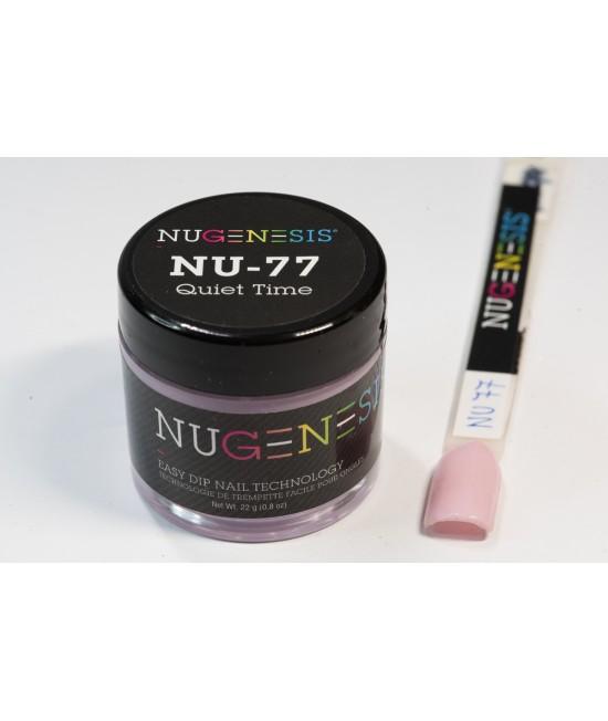 NU77 Quiet Time