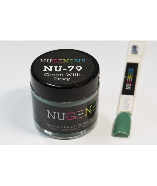 NU79 Green With Envy