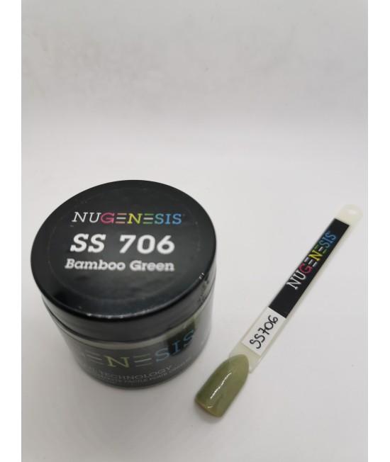 SS-706 BAMBOO GREEN