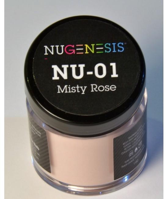 NU01 Misty Rose